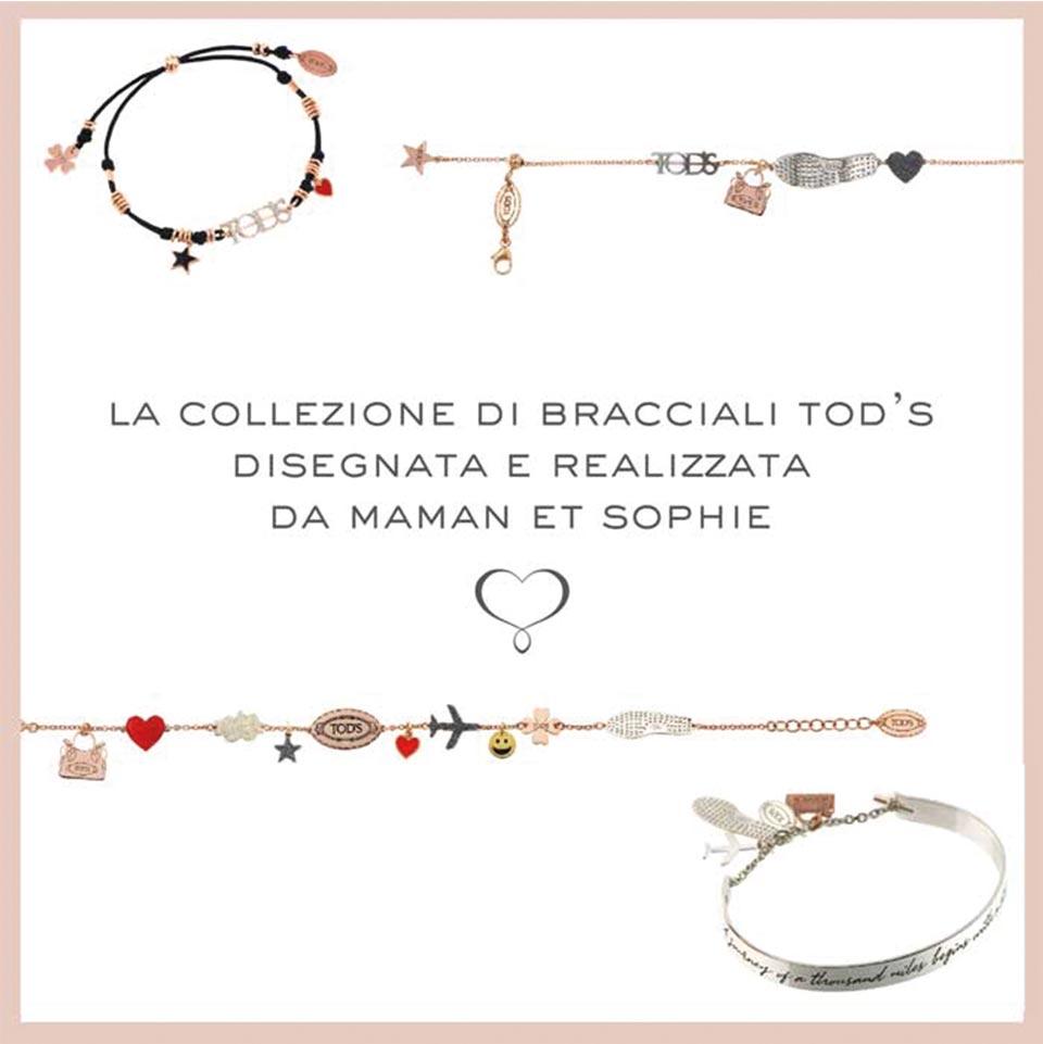 Gioielli Maman et Sophie Collezione Tod's